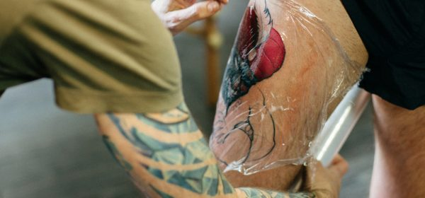 Effective Post Tattoo Care